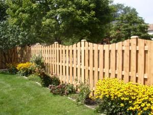 ploty drewniane slupsk